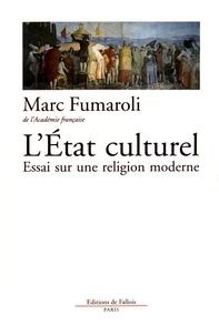 Marc Fumaroli - L'Etat culturel - Une religion moderne.