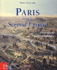 Paris sous le Second Empire. - Au temps de Charles Baudelaire.pdf