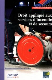 Histoiresdenlire.be Droit appliqué aux services d'incendie et de secours Image