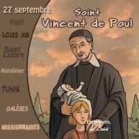 Marc Geoffroy - Saint Vincent de Paul. 1 CD audio