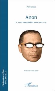 Anon - Le sujet improbable, notations, etc..pdf