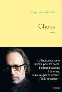 Ebooks en ligne à téléchargement gratuit pdf Chocs  par Marc Grinsztajn (French Edition)
