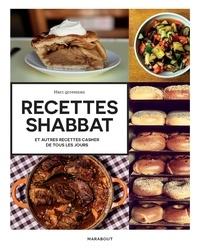 Marc Grossman - Recettes shabbat - et autres recettes juives de tous les jours.
