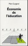 Marc Gurgand - Economie de l'éducation.
