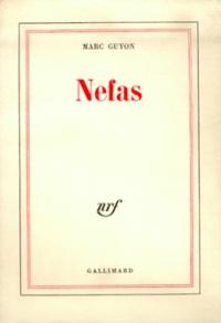 Marc Guyon - Nefas.
