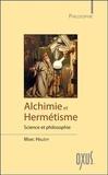 Marc Halévy - Alchimie et hermétisme - Science et philosophie.