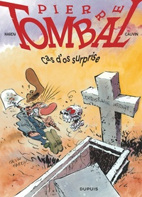 Marc Hardy et Raoul Cauvin - Pierre Tombal Tome 7 : Cas d'os surprise.