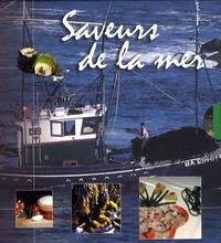 Marc-Henry André - Saveurs de la mer, coffret en 2 volumes : Le sel ; Les algues.