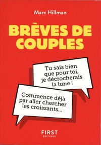 Marc Hillman - Brèves de couples.