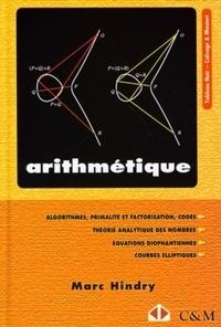 Marc Hindry - Arithmétique - Primalité et codes, Théorie analytique des nombres, Equations diophantiennes, Courbes elliptiques.