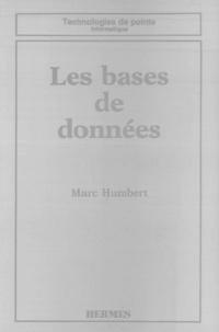 Marc Humbert - Les bases de données.