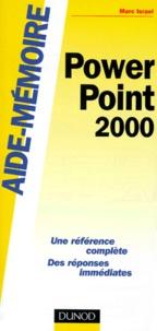 Marc Israël - PowerPoint 2000.