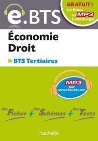 Marc Jaillot - E.BTS, Economie Droit.