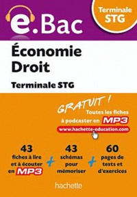 Marc Jaillot - Economie - Droit Tle STG.
