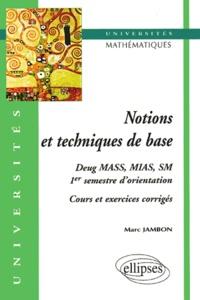 Marc Jambon - .