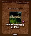 Marc Jamet - Haute Ardèche et Pilat - Fonds de cartes au 1/25 000 et au 1/50 000.