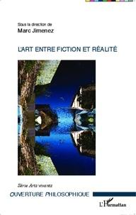 Marc Jimenez - L'art entre fiction et réalité.