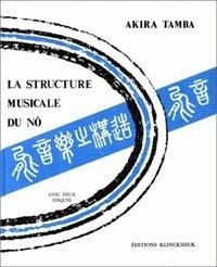 Marc Jimenez - La structure musicale du No.