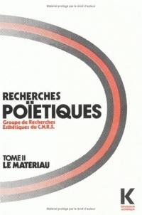 Recherches poïétiques - Tome 2, 16 études originales.pdf