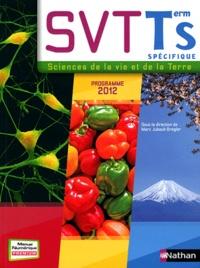 Deedr.fr Sciences de la Vie et de la Terre Tle S spécifique - Programme 2012 Image