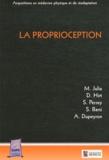 Marc Julia et Daniel Hirt - La proprioception.