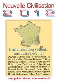 Marc Jutier - Nouvelle civilisation 2012.