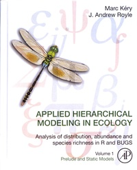 Applied Hierarchical Modeling in Ecology - Analysis of Distribution, Abundance and Species Richness in R and BUGS Volume 1, Prelude and Static Models.pdf
