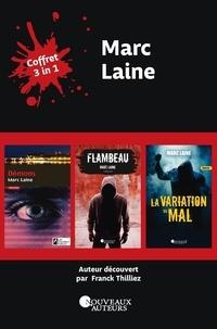 Marc Lainé - Coffret 3 titres - Marc Laine - Trilogie du mal absolu.