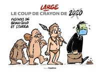 Marc Large - Le coup de crayon de 2020.