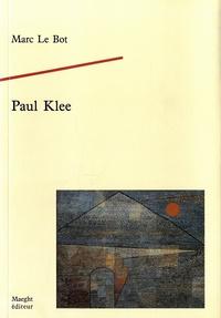 Marc Le Bot - Paul Klee.