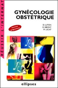 Marc Lecat et Dominique Luton - Gynécologie-Obstétrique.