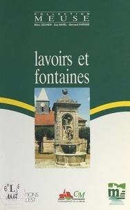 Marc Lechien et Guy Navel - Lavoirs et fontaines.