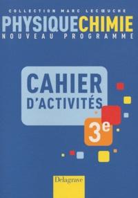 Goodtastepolice.fr Physique-Chimie 3e - Cahier d'activités Image