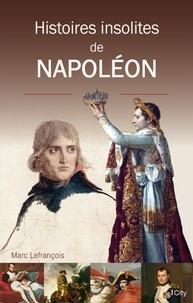 Histoiresdenlire.be Histoires insolites de Napoléon Image