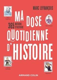 Marc Lefrançois - Ma dose quotidienne d'histoire.
