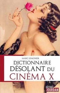 Dictionnaire désolant du cinéma X.pdf