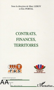 Marc Leroy - Contrats, finances, territoires.