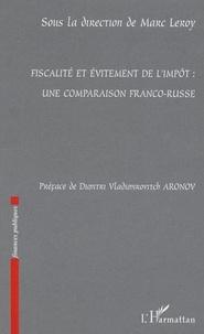 Marc Leroy - Fiscalité et évitement de l'impôt : une comparaison franco-russe.