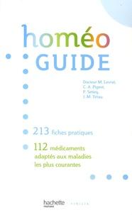 Marc Levrat - Homéo guide.
