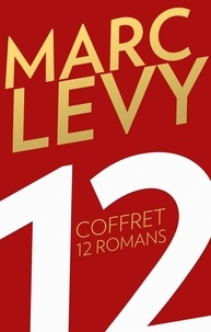 Marc Levy - Coffret 12 romans Marc Levy.