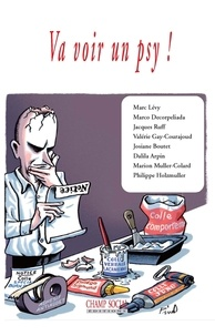 It ebook téléchargement gratuit Va voir un psy ! RTF iBook PDB par Marc Levy (Litterature Francaise)