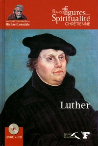 Marc Lienhard - Martin Luther (1483-1546). 1 CD audio