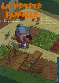 Marc Lizano - La petite famille Tome 3 : Le grand ours.