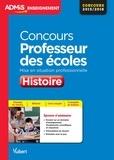 Marc Loison et Bénédicte Delavenne - Concours Professeur des écoles Histoire - Mise en situation professionnelle, CRPE 2015-2016.