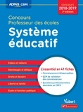 Marc Loison et Dominique Catteau - Concours Professeur des écoles : système éducatif - Epreuve orale.