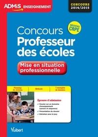 Marc Loison - Concours professeur des écoles - Mise en situation professionnelle.