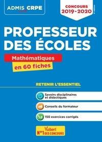 Marc Loison et Eric Greff - Concours Professeur des écoles - Mathématiques en 60 fiches.