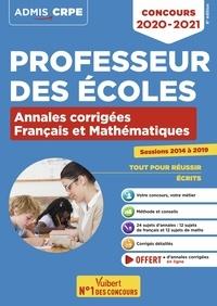 Téléchargez les manuels japonais Concours Professeur des écoles  - Annales corrigées français et mathématiques par Marc Loison RTF CHM en francais 9782311207378