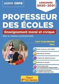 Enseignement moral et civique - Mise en situation professionnelle- Concours professeur des écoles - Marc Loison |