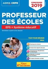 EPS + Système éducatif Concours Professeur des écoles- Entretien à partir d'un dossier - Marc Loison | Showmesound.org
